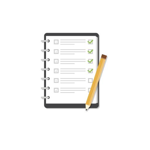 Illustration check-list offerte