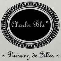 Logo Charlie Blue boutique chaleureuse sur l'ile !