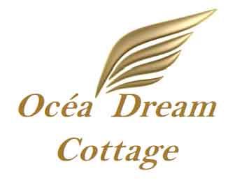 Logo Ocea Dream cottage entreprise qui permet de consulter des annonces et de trouver des biens en ventes ou en locations